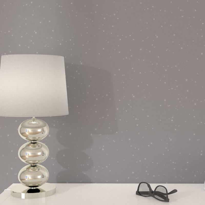 Poussière D étoiles Nos Peintures à Paillettes 4murs