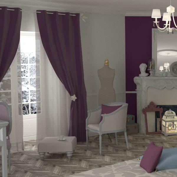 bien choisir ses rideaux avec nos conseils et astuces d co. Black Bedroom Furniture Sets. Home Design Ideas