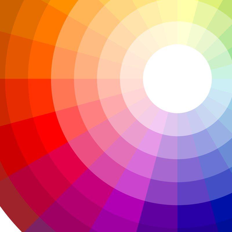 Dossier Couleurs : Comprendre Et Utiliser Le Cercle Chromatique   4MURS