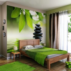 D cor mural num rique xl spa 300 x 250 cm poster intiss for Decor mural xxl 4 murs